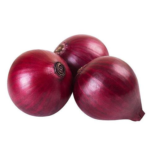 澳洲紫洋蔥 一份三個