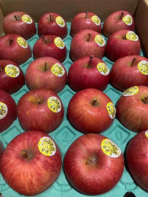 日本🇯🇵青森縣 星蜜富士蘋果 $65/3個