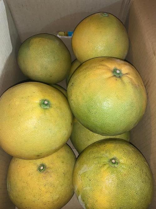 台灣蜜柚 $70/2個 又甜又多汁
