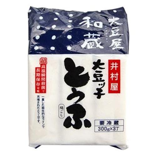 日本和藏直送絹豆腐 $18/300g