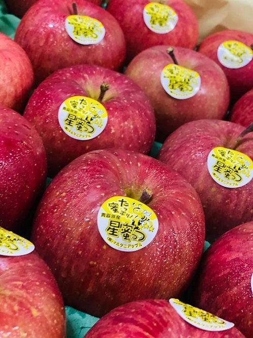 本週優惠 日本富士蘋果 $50/3個 原價$65/3個 爽甜