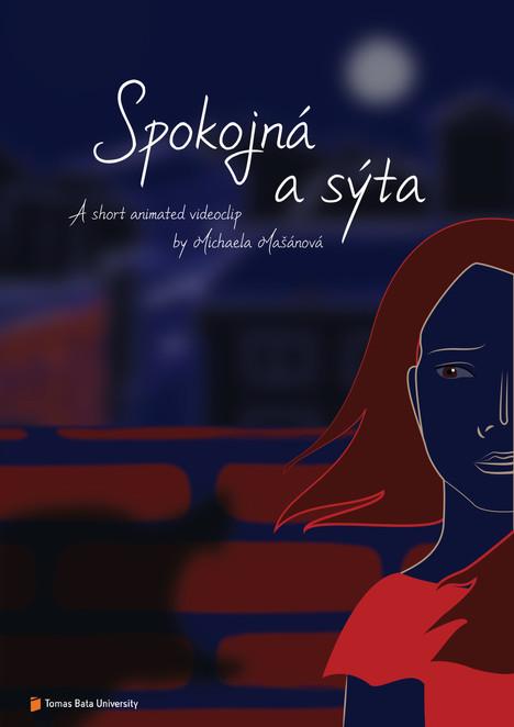 poster Spokojna a sýta / Content and Sated