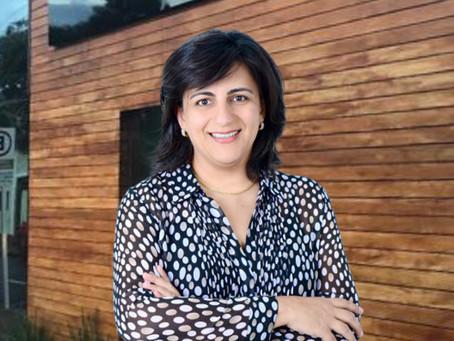A psicóloga e empresária Maria Elvira Scapol participa do ID Talks