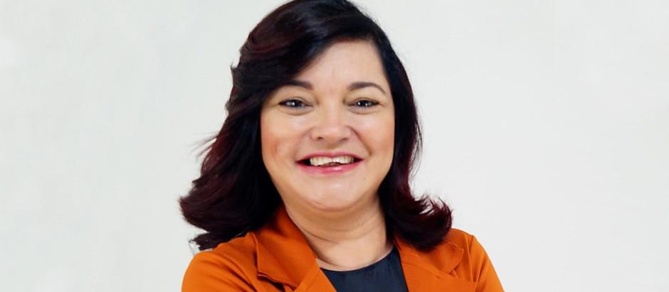 A coach Vanessa Domingues está na mentoria ao vivo do ID Talks