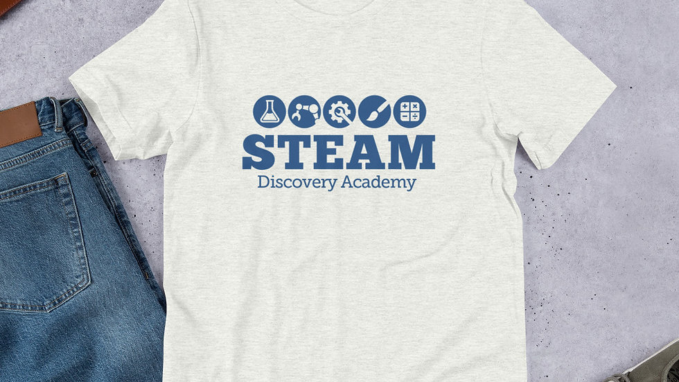 STEAM Short-Sleeve Unisex T-Shirt