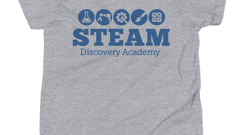 STEAM Youth Short Sleeve T-Shirt
