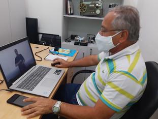 Tradução em Libras no Portal PAE garante inclusão de alunos com deficiência auditiva