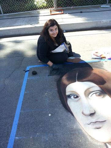 La Dolce Vita Chalk Festival