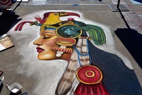 Mayan Beauty, Armando Drechsler