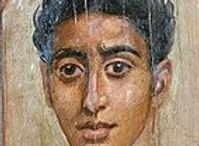 150px-Egyptian_-_Mummy_Portrait_of_a_Man