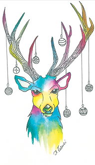 Merry Christmas My Deer