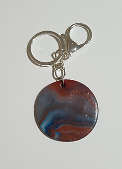 Desert meets The Sea (Keyring)