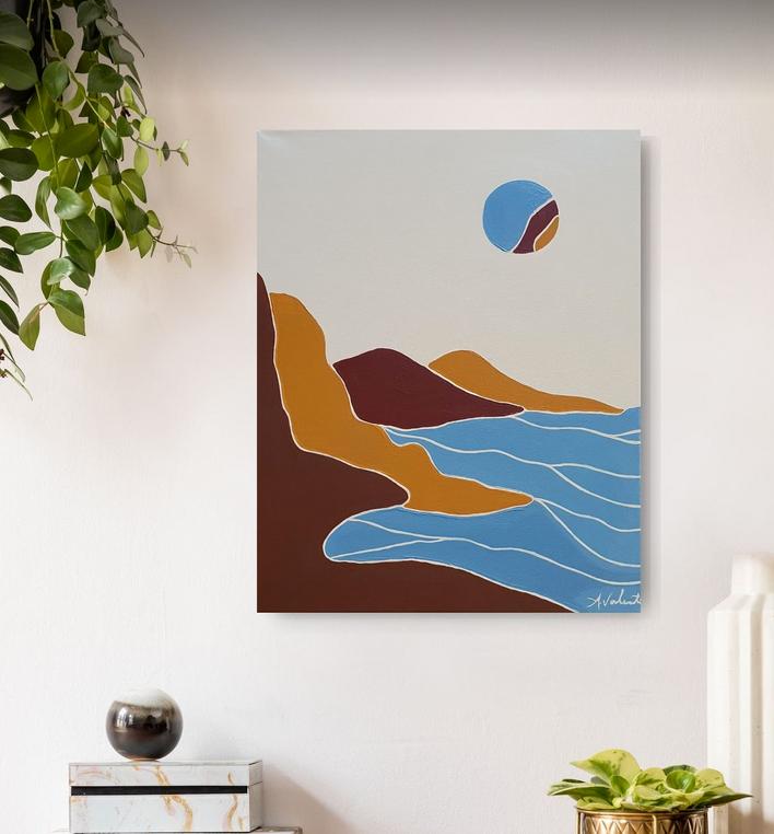 Paint, Swirl & Sip: Gantheaum Point