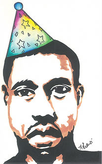 Have a Yeezy Birthday Card
