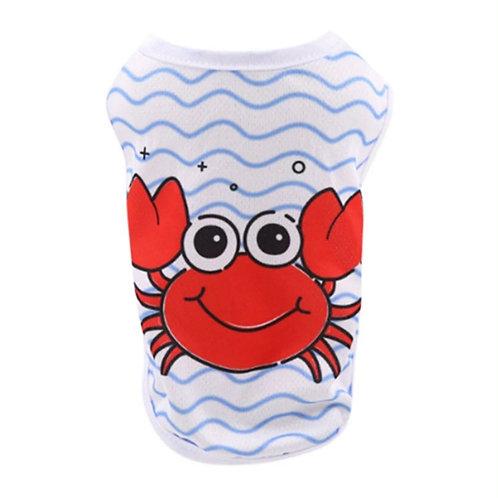 Camisa caranguejo