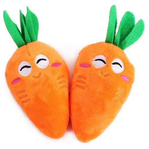 Cenoura pelúcia