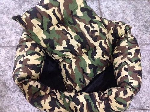 Cama camuflada P