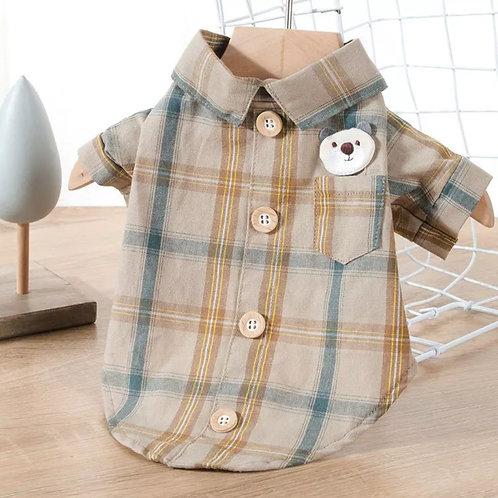Camisa urso