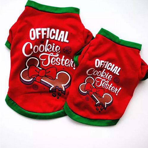 Camisa cookie