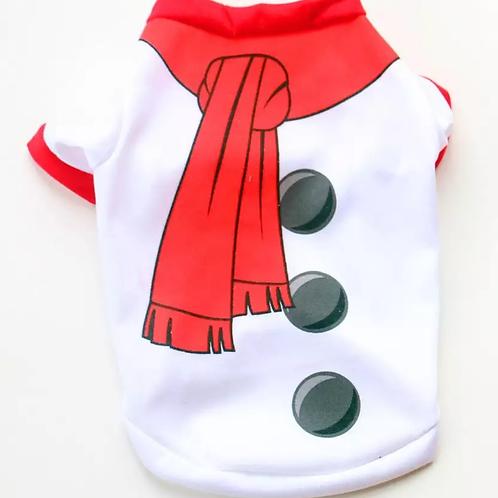 Camisa neve