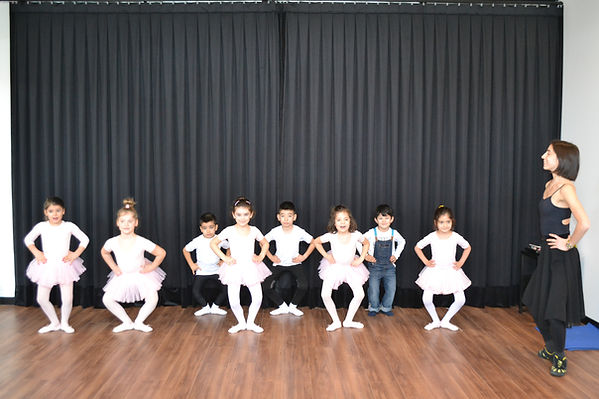 incek dans okulu