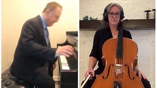 Kol Nidrei w/ Larry Eckerling & Melissa Bach