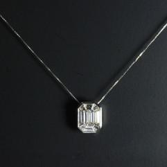 18K白金 鑽石 拚鑽項鍊.jpg