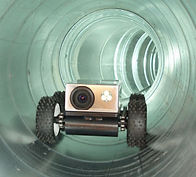 Robotic duct inspection