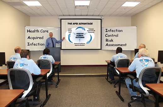 State-of-the-art Employee Training Facility