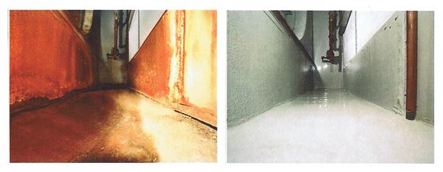 Condensate Drain Pan Restoration