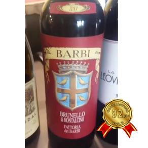 Fattoria dei Barbi Brunello di Montalcino Riserva 2011