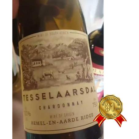 Tesselaardsdal Chardonnay Hemel en Aarde 2020