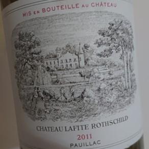 Château Lafite Rothschild 2011