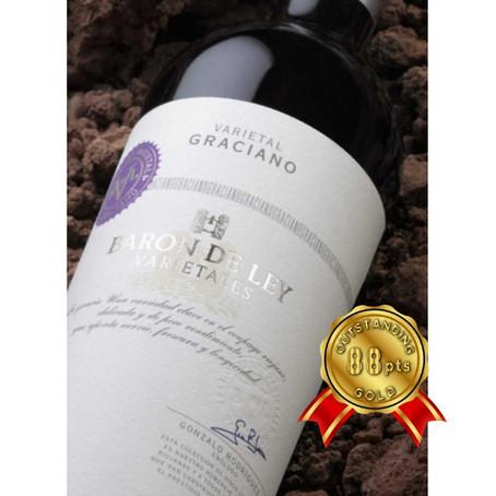 Baron de Ley Rioja Graciano 2017