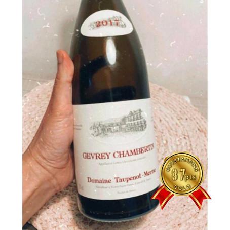 Domaine Taupenot Merme Gevrey Chambetin 2017