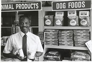 Emmett Poland, Burbank Store 1991