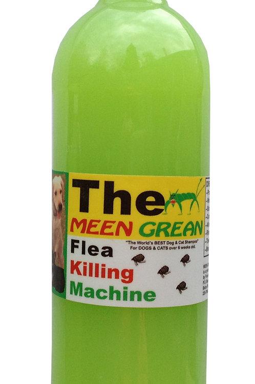 Meen Grean Flea Killing Machine Shampoo - 9oz