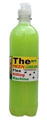Meen Grean Flea Killing Machine
