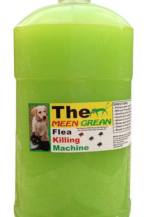 Meen Grean Flea Killing Machine Shampoo - 5 Gallon