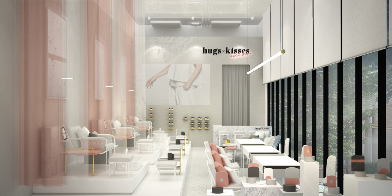 Hugs x Kisses Nail Salon