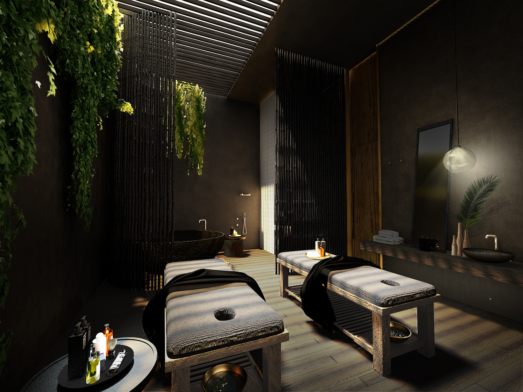 Mantra Spa, Samui