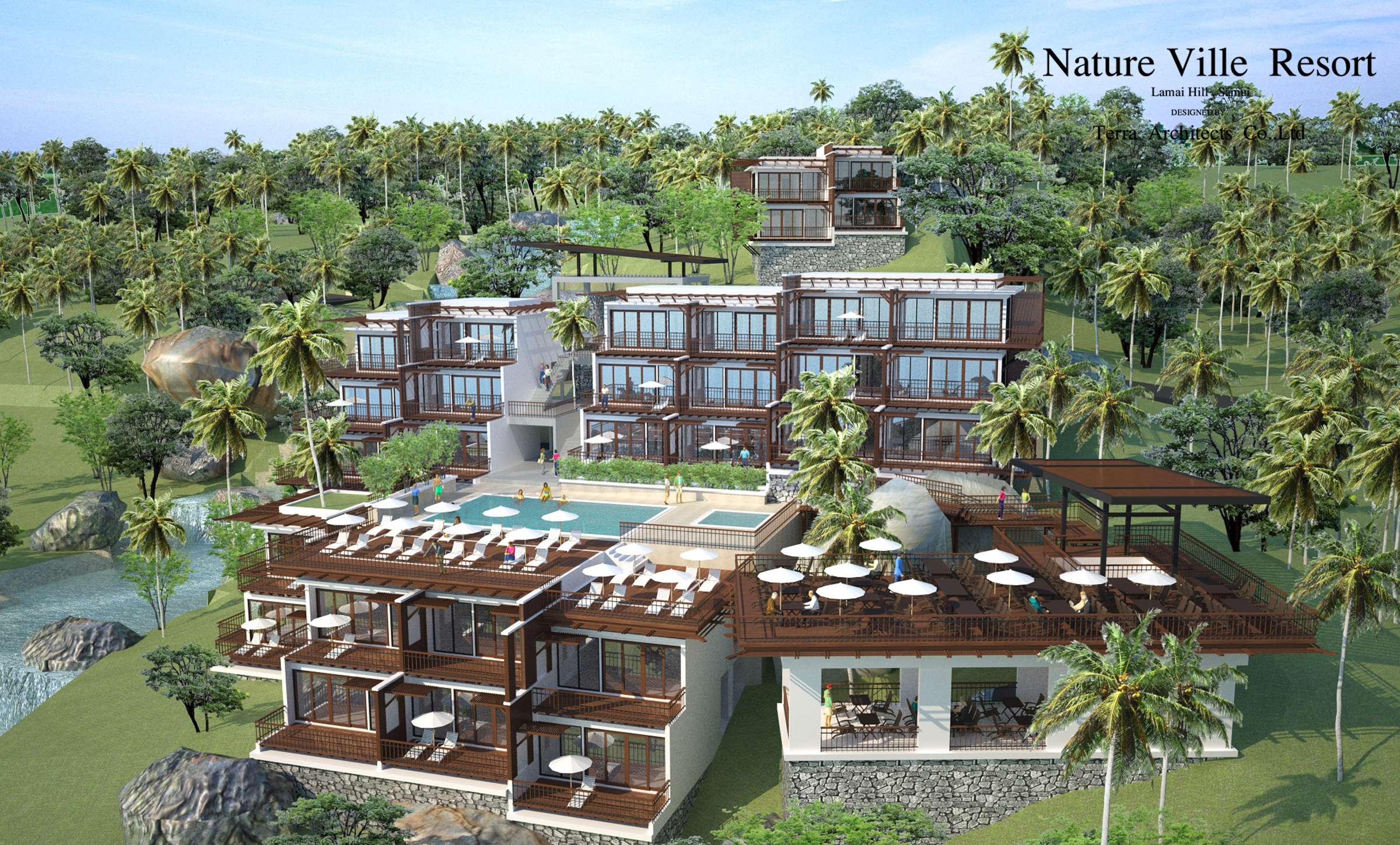 Nature Ville Resort