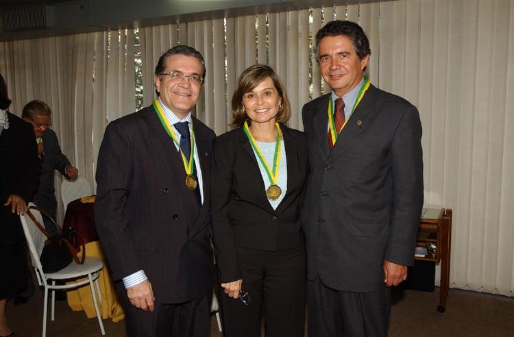 Diplomação Sandra Mello