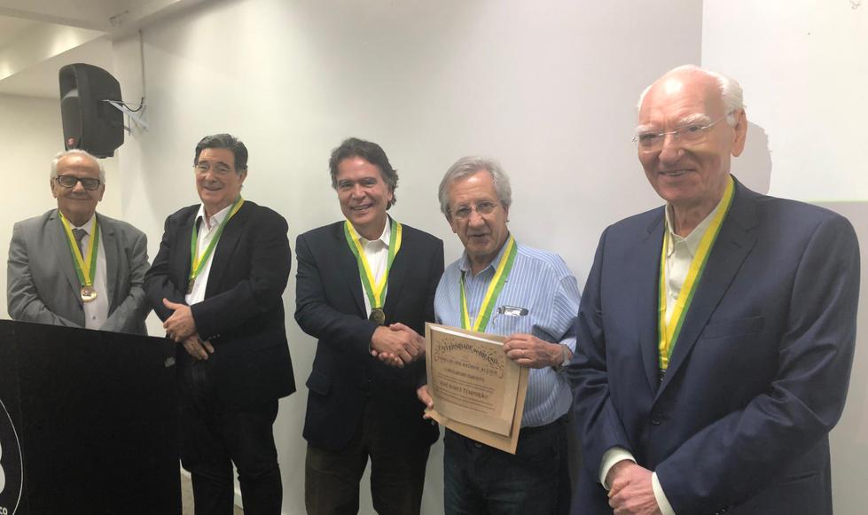 Diplomação José Gomes Temporão