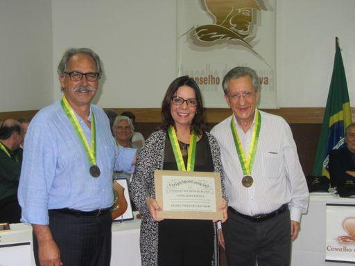 Diplomação Denise Pires de Carvalho