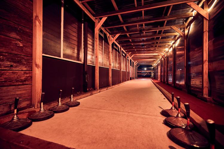 Eisstockbahn