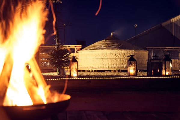 Eisstockschießen Berlin Weihnachtsfeier.Weihnachtsfeier In Berlin Eisstockschießen Winterjurte61