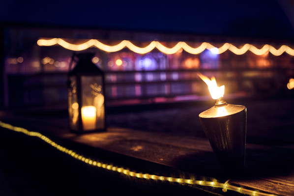 Kerzen und...
