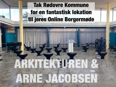 Online og Fysisk Borgermøde i eet.