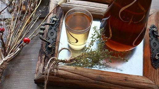 tymianový sirup, tymián, tymian, zdravý tymianový, thyme syru
